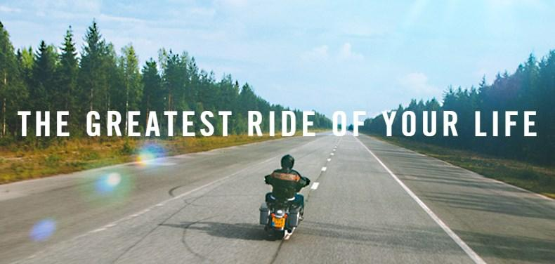 Ταξίδι περιπέτειας με δώρο μία Harley Davidson!