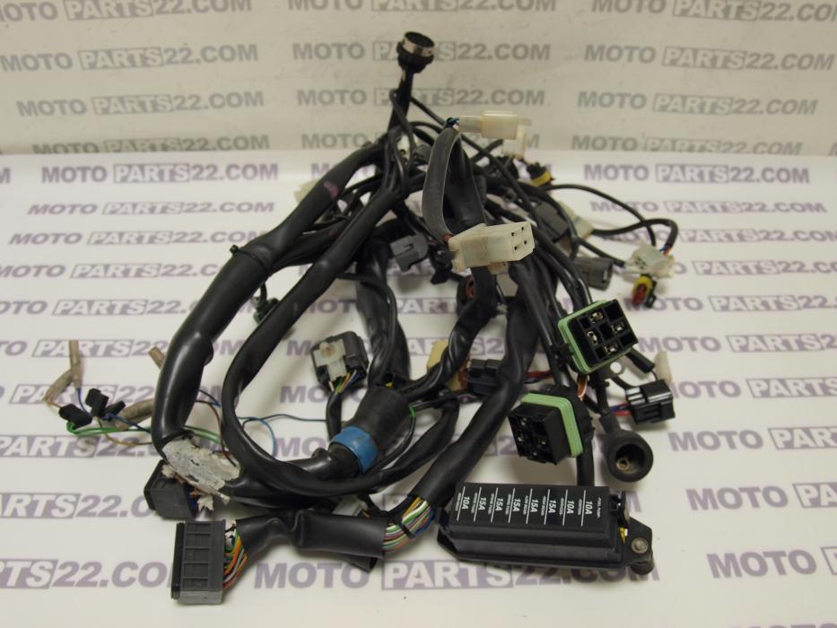 MOTOPARTS 22 - GAGIVA RAPTOR 1000 CENTRAL WIRE