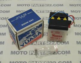 YUASA ΜΠΑΤΑΡΙΑ 6V Made In Japan 6N4-2A-4-EXZ