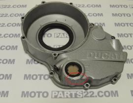 DUCATI MONSTER S4R 998 '05 TESTASTRETTA RIGHT ENGINE CLUTCH COVER 243.3.038.1