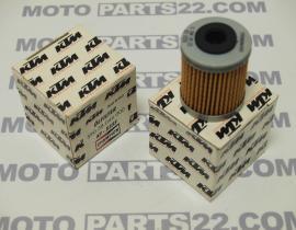 KTM EXC 520 OIL FILTER 59038046000 KT-X335 (2 PIECES)