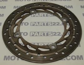 HONDA XR 650 FRONT DISC PLATE 25.5