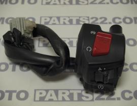 HONDA CB 600 HORNET ABS PC41F '11-'12 ΔΙΑΚΟΠΤΗΣ ΤΙΜΟΝΙΟΥ ΔΕΞΙΟΣ 35130-MFG-D01