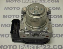 HONDA CB 600 HORNET ABS PC41F '11-'12 NISSIN ABS UNIT MODULATOR  MFG01 57110-MFG-D21
