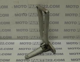 DUCATI 750 SS REAR LEFT STEP HOLDER COMPLETE