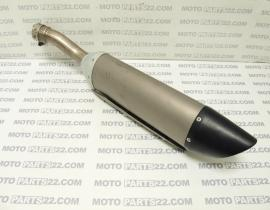 YAMAHA YZF R1 1000 RIGHT MUFFLER 5VY-2