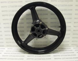 YAMAHA TDM 900 ABS 5PS FRONT WHEEL COMPLETE