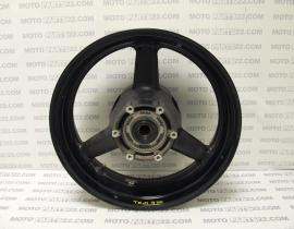 YAMAHA TDM 900 ABS REAR WHEEL COMPLETE