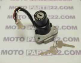 KAWASAKI KLR 250 LOCK ASSY STEERING WITH KEYS