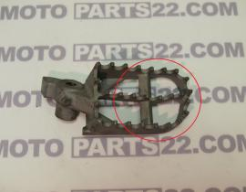BMW R 1200 GS ADVENTURE GS FOOTREST RIGHT SMALL DAMAGE 46717694558