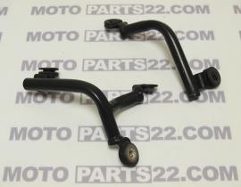TRIUMPH TIGER 1050 '07-'10 OIL COOLER BRACKETS SET 2100241 2100242