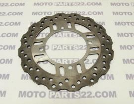 KAWASAKI Z 800 ABS '16, ZR 800 BGF REAR BRAKE DISC PLATE 41080-0576
