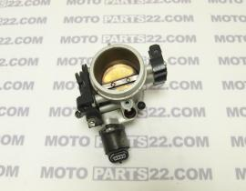 BMW R 1200 GS ADVENTURE '06-'07 THROTTLE BODY LEFT INJECTION WITH TPS COMPLETE  BING 1354 7672731