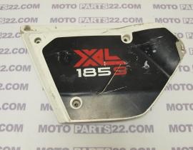 HONDA XL 185 S '81 LEFT SIDE COVER PANEL 17220-437-0000