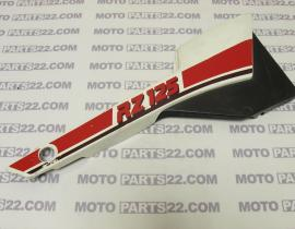 YAMAHA RZ 125 RIGHT SIDE COVER PANEL 10W-00