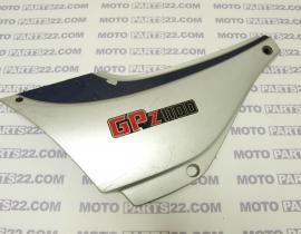 KAWASAKI GPZ 1100 SIDE COVER PANEL LEFT 36001-1204