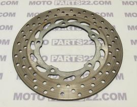 YAMAHA XJ6 600 DIVERSION REAR BRAKE DISC PLATE