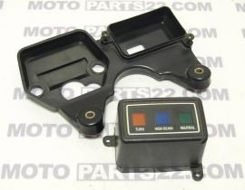 YAMAHA TW 125, TW 200 SPEEDOMETER HOLDER HOUSING AND INDICATION LIGHTS