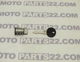 BMW F 650 GS,  F650 CS SCARVER GS 1100 1150 RT RS  LOCK CYLINDER WITH KEY