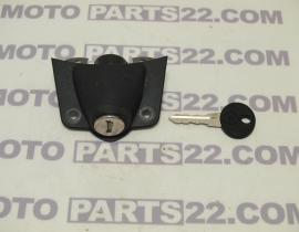 BMW F 650 CS SCARVER SEAT LOCKING MECHANISM