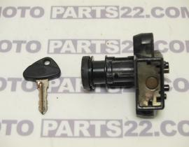 BMW F 650 GS, R 1150 GS, R 1150 RT STEERING LOCK HOUSING WITH KEY 51 25 2 345 743