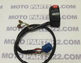 YAMAHA TDM 900 SWITCH HANDLE RIGHT WITHOUT LIGHT SWITCH 5RT839750000