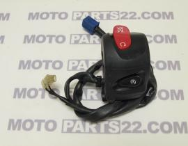 YAMAHA  FAZER 600 S2 5VX  SWITCH HANDLE RIGHT WITHOUT LIGHT SWITCH 5VX839750000