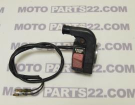 YAMAHA SEROW 225  THROTTLE HOUSING & KILL SWITCH