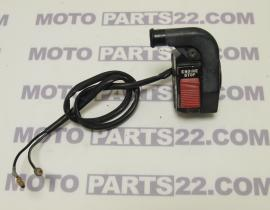YAMAHA DT 125  87 THROTTLE HOUSING & KILL SWITCH