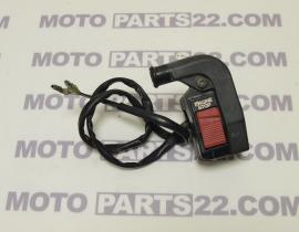 YAMAHA  DT 200  87 37F  THROTTLE HOUSING & KILL SWITCH