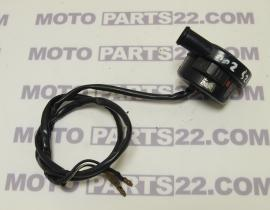 YAMAHA XT 125, XT 200 83 THROTTLE HOUSING & KILL SWITCH