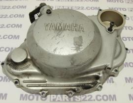 YAMAHA XT 600 E 4PT ENGINE COVER RIGHT & AXLE CLUTCH LEVER 4PT154300000