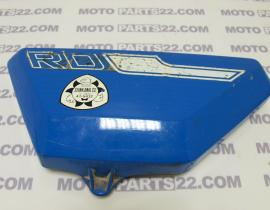 YAMAHA RD 125 LEFT SIDE FRAME COVER