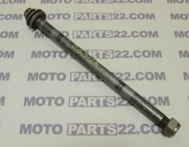 BMW F 650 FUNDURO REAR WHEEL AXLE & NUT 16 X 1,5 36 31 2 345 342  36 31 2 345 473