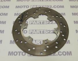 PIAGGIO BEVERLY  REAR BRAKE DISC DIAMETER 22 CM