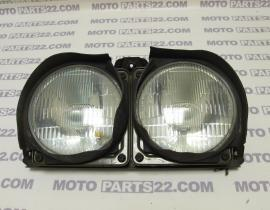 HONDA CBR 400 F HEADLIGHT & SUPPORT STANLEY 001-47581  001-47582