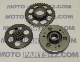 HONDA CB 400 SUPER FOUR NC 23 STARTING CLUTCH COMPLETE