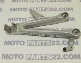 HONDA CBR 1000 RR SC 57 E  HOLDER RIGHT  PILLION STEP 50750-MEL-000