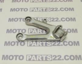 HONDA CBR 1000 RR 04 05 SC 57 E HOLDER LEFT MAIN STEP 50700-MEL-000
