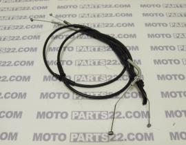 KAWASAKI Z 750 04 05 THROTTLE CABLES SET