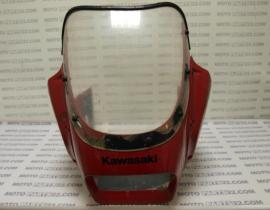 KAWASAKI KR 250 A TANDEM TWIN 85  UPPER COVER KOMPLETE WITH WINDSHIELD 55028-1101 14025-1909 14024-1117