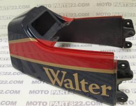 SUZUKI RG 250 GAMMA WALTER WOLF REAR COVER SEAT