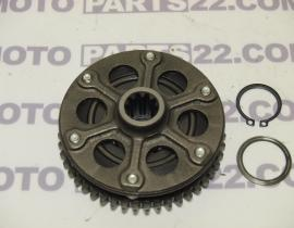KAWASAKI ZZR 1100 ZX 11 NINJA 93 01  CLUTCH STARTER ONE WAY COMPLETE & GEAR