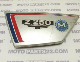 KAWASAKI Z 250 KZ 250 A SIDE COVER LEFT 36001-1032