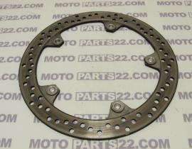 BMW R 1200 GS LC BRAKE ROTOR DISC FRONT WITH RIVET  D 305'' 4,5 MM 34 11 8 526 566