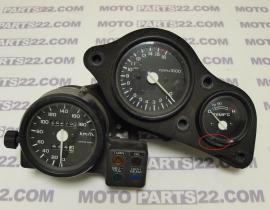 HONDA VFR 400 NC 30 SPEEDOMETER TACHOMETER COMPLETE KMH 24275 KM