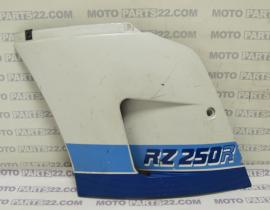 YAMAHA RZ 250, RZ 250 R 84  LEFT PANEL FAIRING