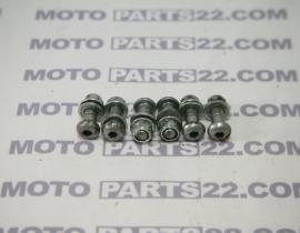HONDA XLV 650 TRANSALP RD 10 E  00 06   BOLT SPROCKEN FIXING COMPLETE SET  90128-MM9-000 90465-MM9-000 90305-MCB-610