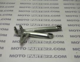 TRIUMPH DAYTONA 675 06 REAR STEP LEFT HOLDER