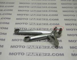 TRIUMPH DAYTONA 675 06  RIGHT REAR STEP HOLDER